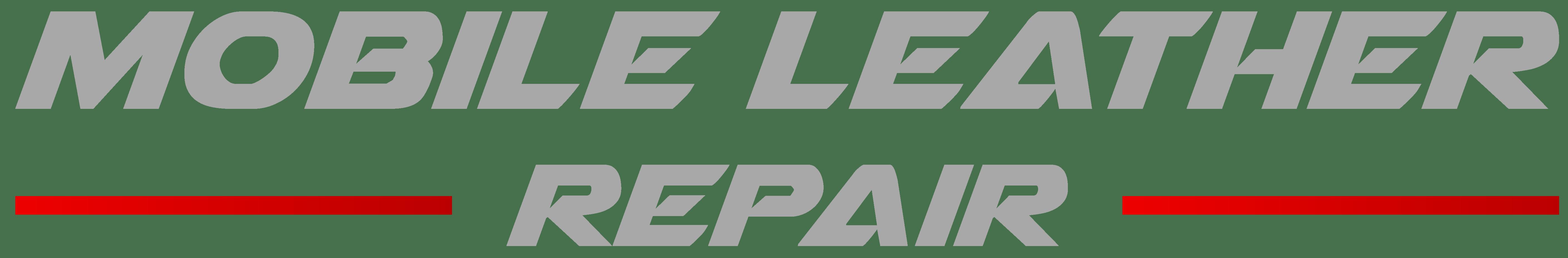Mobile Leather Repair Logo
